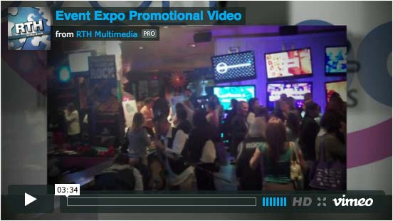 Event Expo feature video
