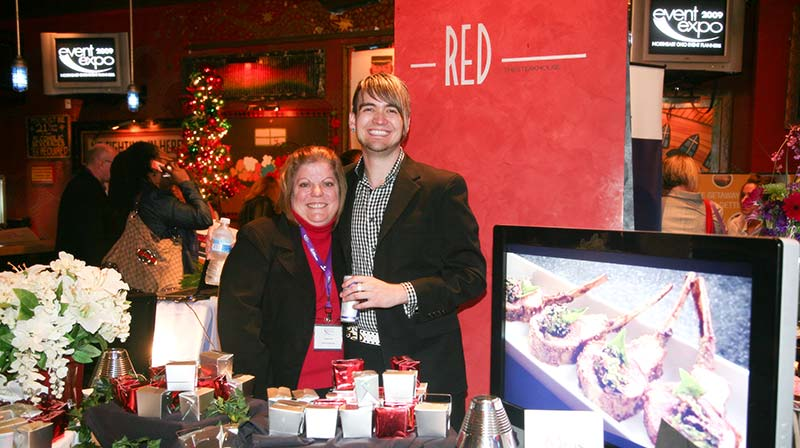 Red SteakHouse at Cleveland's Event Expo
