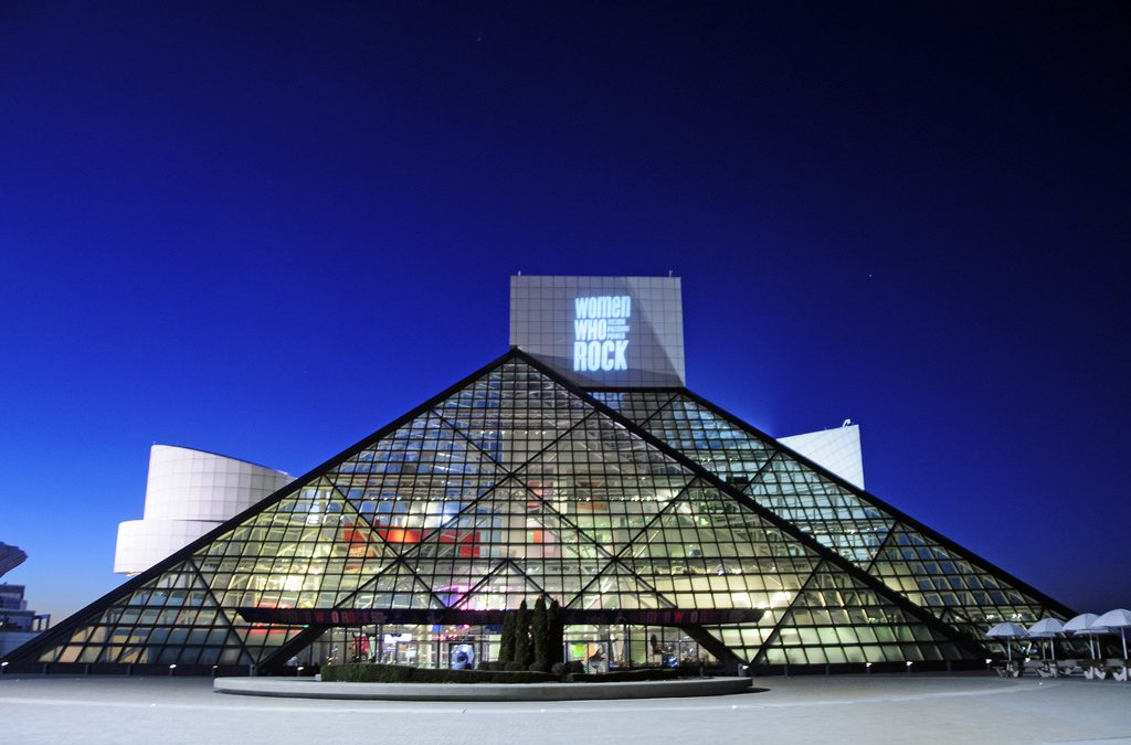 Welcome back, Rock and Roll Hall of Fame!